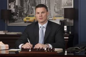New Jersey Defense Attorney Dan T. Matrafajlo